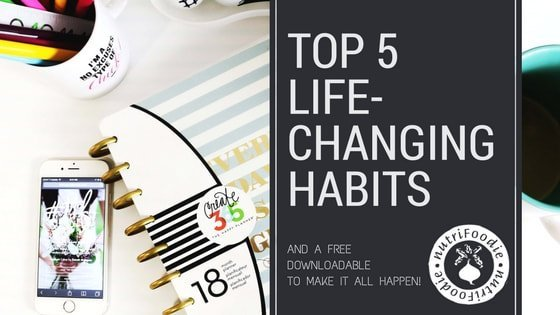 5 Surprising Habits to Change Your Life with Free Goal Setter