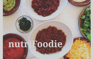 Easy, Flavourful, Mexican Refried Beans: Taco Tuesday