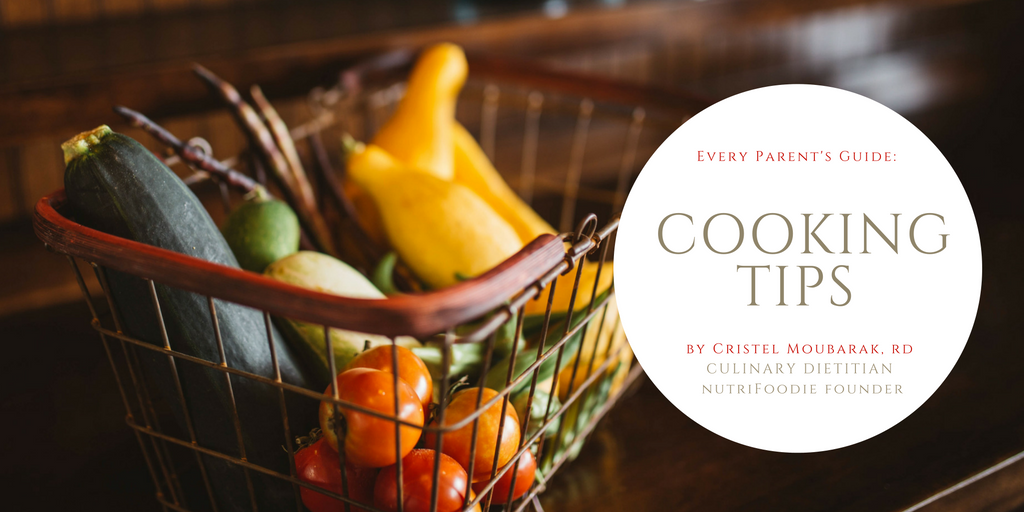 3 Time-Saving Cooking Tips for Busy People