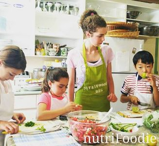 Kids Summer Cooking Camp in Vancouver: Multicultural Cooking