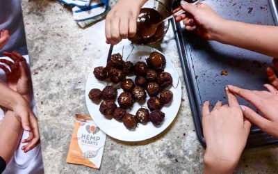 Protein Brownie Balls 3 Ways: Yams, Black Beans or Pumpkin