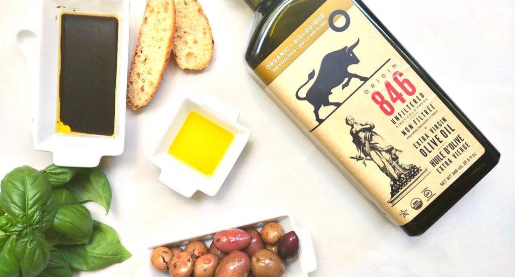 Olive Oil - Origin 846