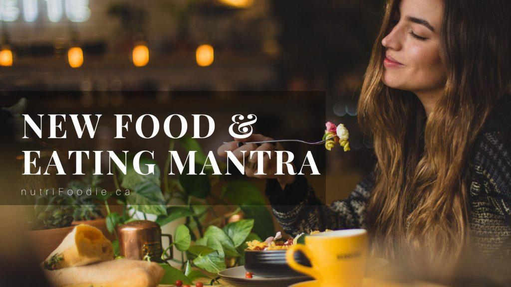 food and eating plan