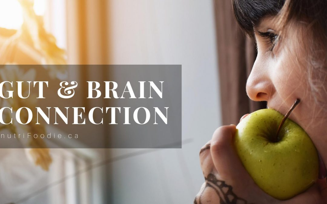What's the Brain & Gut Connection? This will change how you look at your health