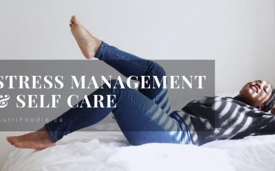 Manage your Stress & Improve your Self-care Practices