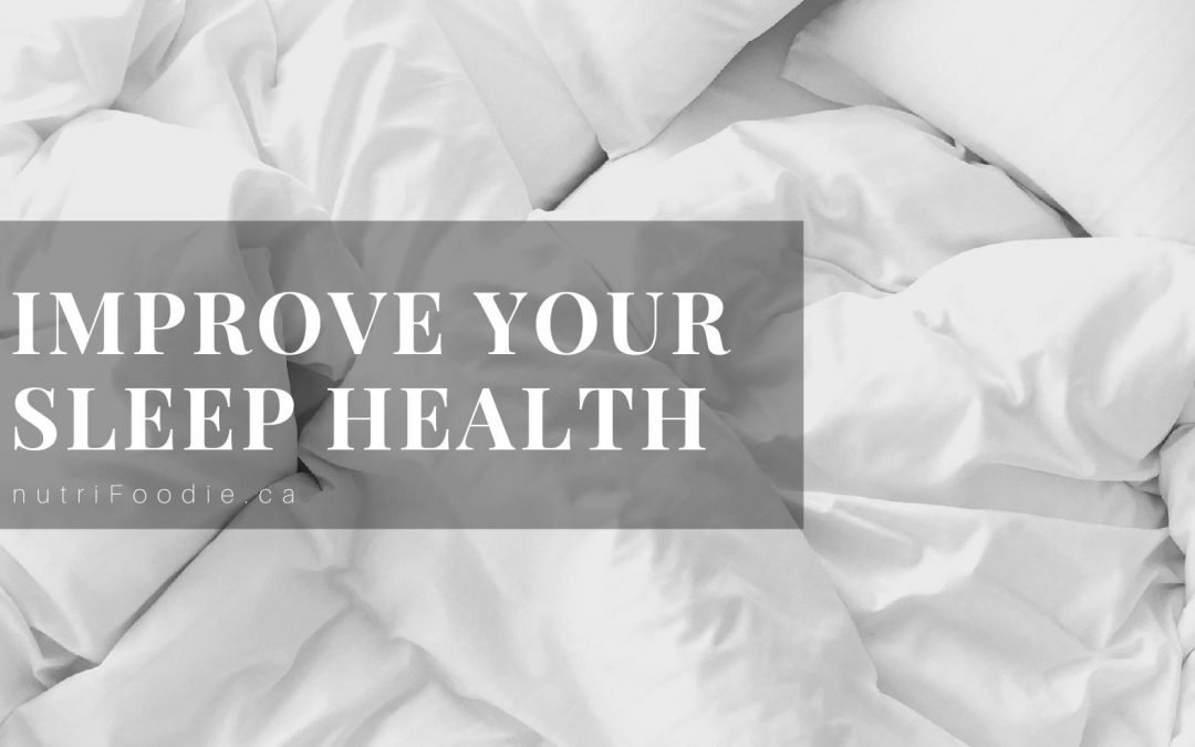 5 Tips to Improve your Sleep Quality & Bedtime Habits