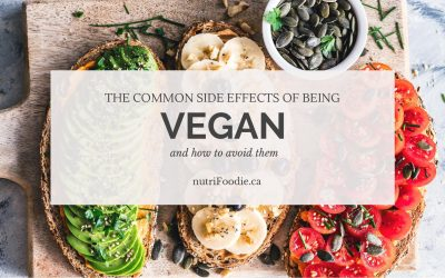 The Side Effects of Being Vegan — and How to Avoid Them