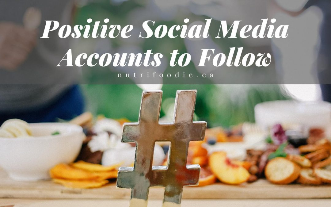Positive Social Media Accounts to Follow