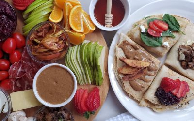 Best Sweet & Savoury Crepes Recipe