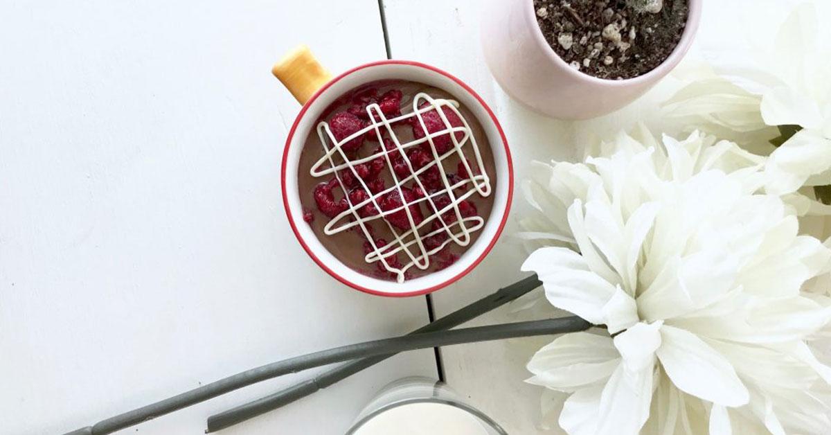 Easy Chocolate Tofu Pudding