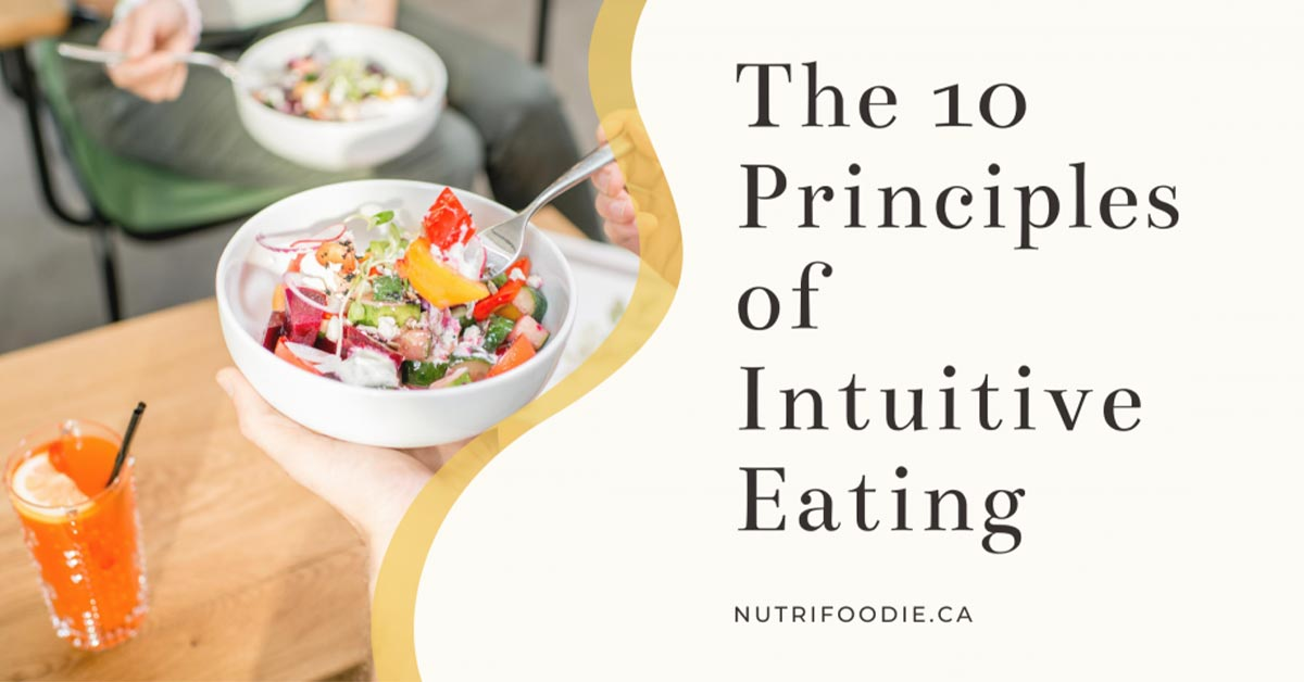 Vancouver Intuitive Eating