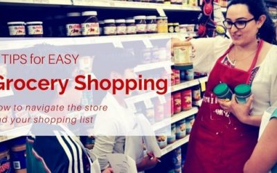 9 Tips for Easy Grocery Shopping